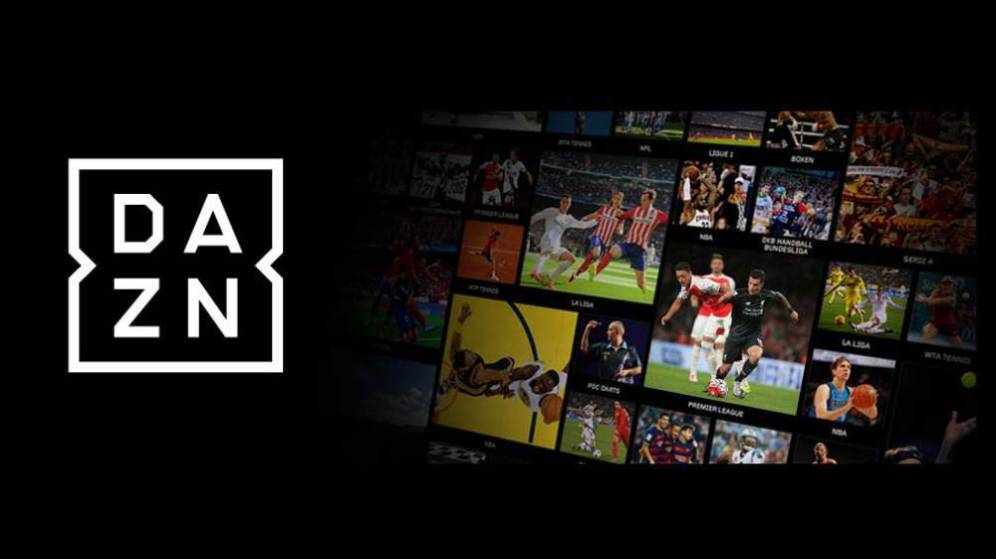 DAZN, the sports broadcasting streaming platform, is now available in Spain