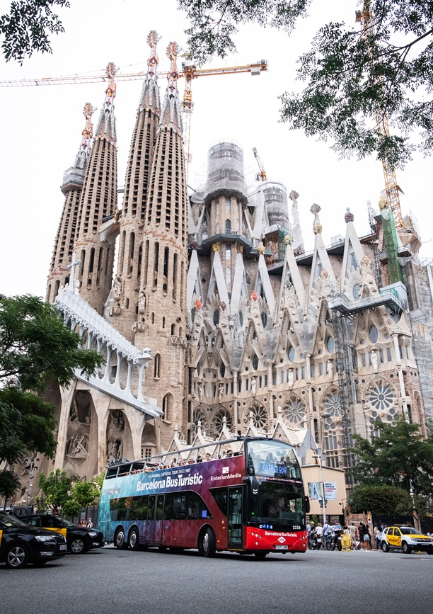 Exterion Media will manage the advertising of Barcelona buses